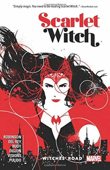 Couverture de l'album SCARLET WITCH Tome #1 Witches' Road