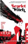 bande-dessinée, SCARLET WITCH #2, World of Witchcraft