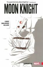 Couverture de l'album MOON KNIGHT (VO) Tome #1 Lunatic