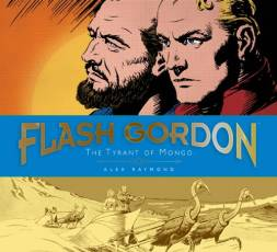 Couverture de l'album FLASH GORDON (VO) Tome #2 The tyrant of Mongo