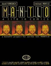 Couverture de l'album MANTLO A life in comics