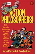 Couverture de l'album ACTION PHILOSOPHERS Tome #1 Volume 1