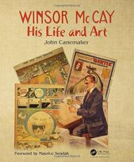 Couverture de l'album WINSOR MC CAY, HIS LIFE AND ART Winsor Mc Cay, his Life and Art