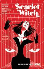 Couverture de l'album SCARLET WITCH Tome #3 The Final Hex