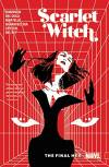 bande-dessinée, SCARLET WITCH #3, The Final Hex