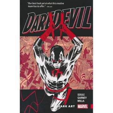 Couverture de l'album DAREDEVIL : BACK IN BLACK Tome #3 Dark Art
