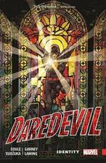 Couverture de l'album DAREDEVIL : BACK IN BLACK Tome #4 Identity