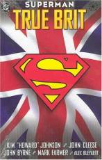 Couverture de l'album SUPERMAN True Brit
