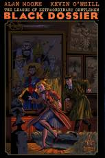 Couverture de l'album LEAGUE OF EXTRAORDINARY GENTLEMEN Black Dossier