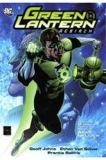 Couverture de l'album GREEN LANTERN Rebirth