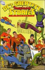 Couverture de l'album DC'S GREATEST IMAGINARY STORIES Tome #1 11 tales you never expected to see