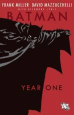 Couverture de l'album BATMAN Year One Deluxe