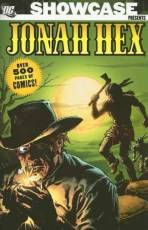 Couverture de l'album SHOWCASE PRESENTS: JONAH HEX Tome #1 Volume one