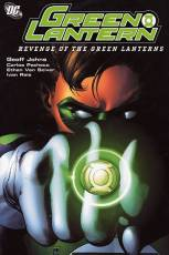 Couverture de l'album GREEN LANTERN Tome #2 Revenge of the Green Lantern