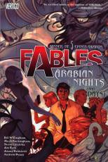 Couverture de l'album FABLES (VO) Tome #7 Arabian nights (and days)