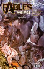 Couverture de l'album FABLES (VO) Tome #8 Wolves