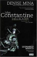 Couverture de l'album VO JOHN CONSTANTINE : HELLBLAZER Tome #25 Empathy is the enemy