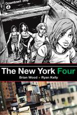 Couverture de l'album NEW YORK FOUR (THE) The New York Four