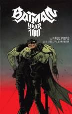 Couverture de l'album BATMAN (VO) Year One Hundred