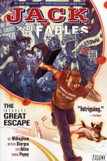 Couverture de l'album JACK OF FABLES Tome #1 The (nearly) great escape