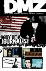 Couverture de l'album DMZ Tome #2 Body of a journalist