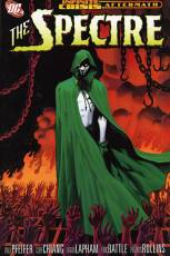 Couverture de l'album INFINITE CRISIS AFTERMATH : THE SPECTRE The Spectre