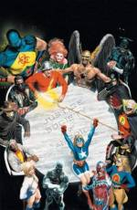 Couverture de l'album JUSTICE SOCIETY OF AMERICA Tome #1 The Next Age