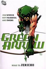 Couverture de l'album GREEN ARROW Tome #9 Road to Jericho