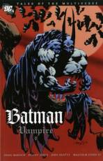 Couverture de l'album TALES OF THE MULTIVERSE Batman : Vampire