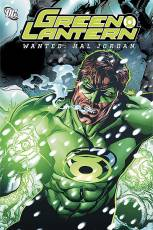 Couverture de l'album GREEN LANTERN Tome #3 Wanted: Hal Jordan