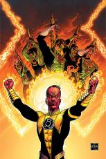 Couverture de l'album GREEN LANTERN Tome #4 The Sinestro Corps War 1