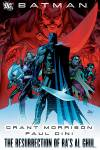 bande-dessinée, BATMAN, The resurrection of Ra's Al Ghul