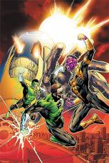 Couverture de l'album GREEN LANTERN Tome #5 The Sinestro Corps War 2