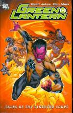 Couverture de l'album GREEN LANTERN Tome #6 Tales of the Sinestro Corps