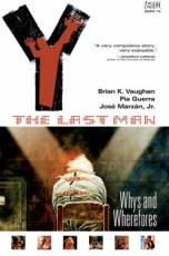 Couverture de l'album Y, THE LAST MAN Tome #10 Whys and Wherefores