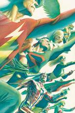 Couverture de l'album JUSTICE SOCIETY OF AMERICA Tome #3 Thy Kingdom Come 2