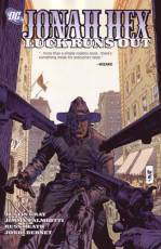 Couverture de l'album JONAH HEX Tome #5 Luck runs out