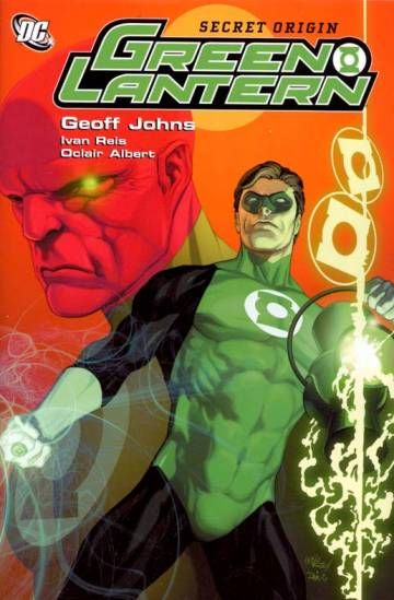 Couverture de l'album GREEN LANTERN Tome #7 Secret Origins