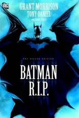 Couverture de l'album BATMAN R.I.P.