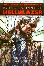 Couverture de l'album JOHN CONSTANTINE : HELLBLAZER (VO) Tome #29 The roots of coincidence