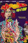 bande-dessinée, SHADE, THE CHANGING MAN #2, Edge of vision