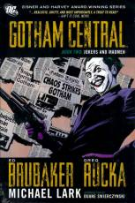 Couverture de l'album GOTHAM CENTRAL (VO) Tome #2 Jokers and Madmen