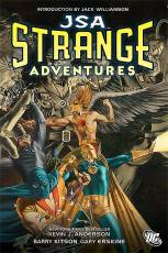 Couverture de l'album JSA Strange adventures