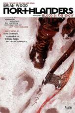 Couverture de l'album NORTHLANDERS Tome #3 Blood in the snow