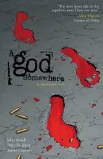 Couverture de l'album A GOD SOMEWHERE An original graphic novel