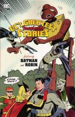 Couverture de l'album DC'S GREATEST IMAGINARY STORIES Tome #2 featuring Batman & Robin