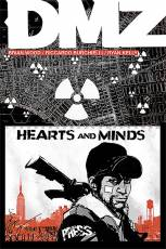 Couverture de l'album DMZ Tome #8 Hearts and Minds