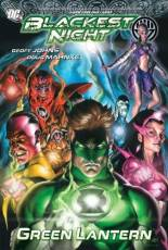 Couverture de l'album GREEN LANTERN Tome #10 Blackest Night