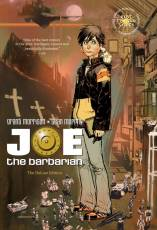 Couverture de l'album JOE THE BARBARIAN The Deluxe Edition