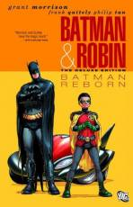 Couverture de l'album BATMAN & ROBIN Tome #1 Batman Reborn
